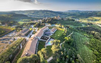 Castelfalfi: il piacere di vivere la vera Toscana