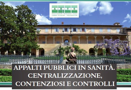 CONVEGNO APPALTI PUBBLICI IN SANITÀ, ESECUZIONE E CONTROLLI NEI CONTATTI PUBBLICI