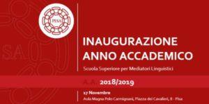 cerimonia inaugurazione mediatori linguistici