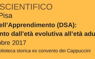 1° Convegno Scientifico Studio Psicologia Pisa